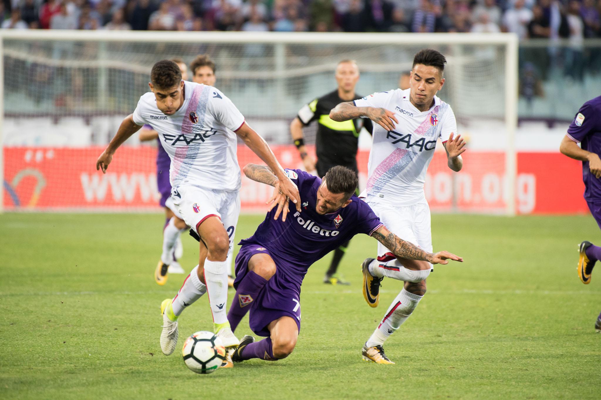 Tre infortuni uguali in dieci giorni: Badelj, Thereau e Laurini, la Fiorentina cerca le cause…