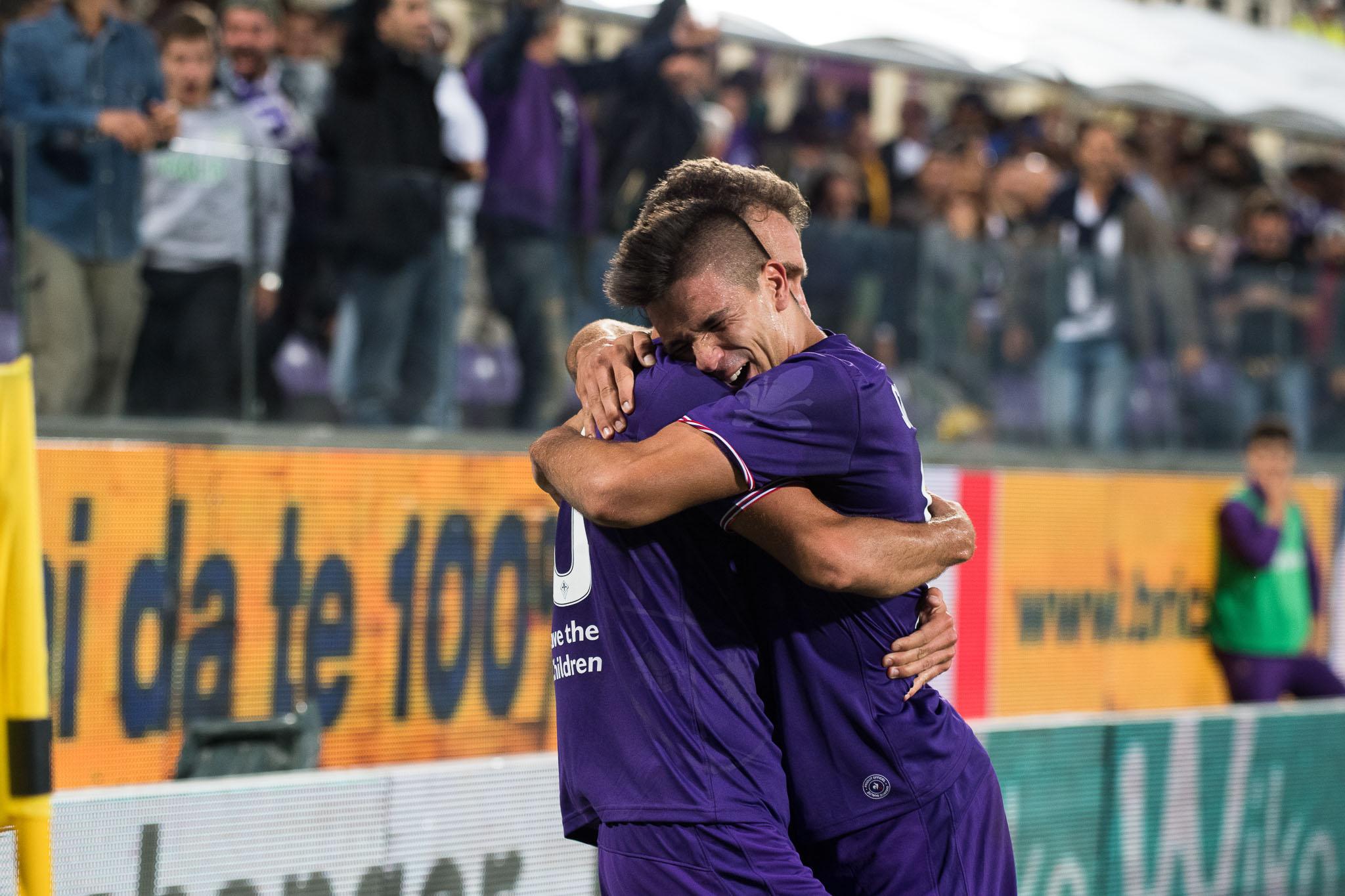Fiorentina propositiva ma poco lucida sotto porta, che disastro la difesa su palla alta! Simeone e Chiesa invece..