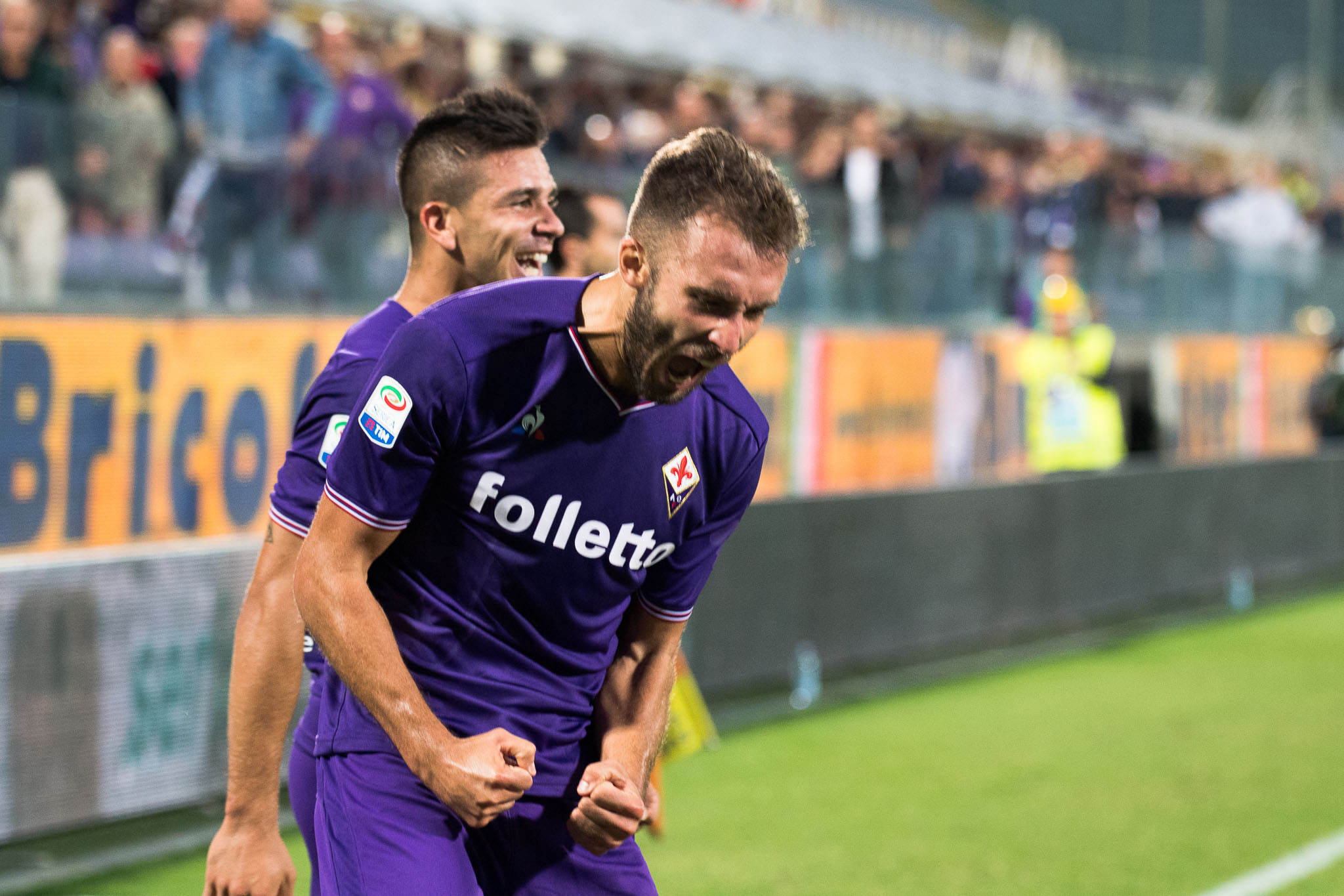 """Pezzella: """"L'Europa è un pensiero fisso. Firenze è una città bellissima e la Fiorentina è una grande squadra, sono felice di essere qua"""""""