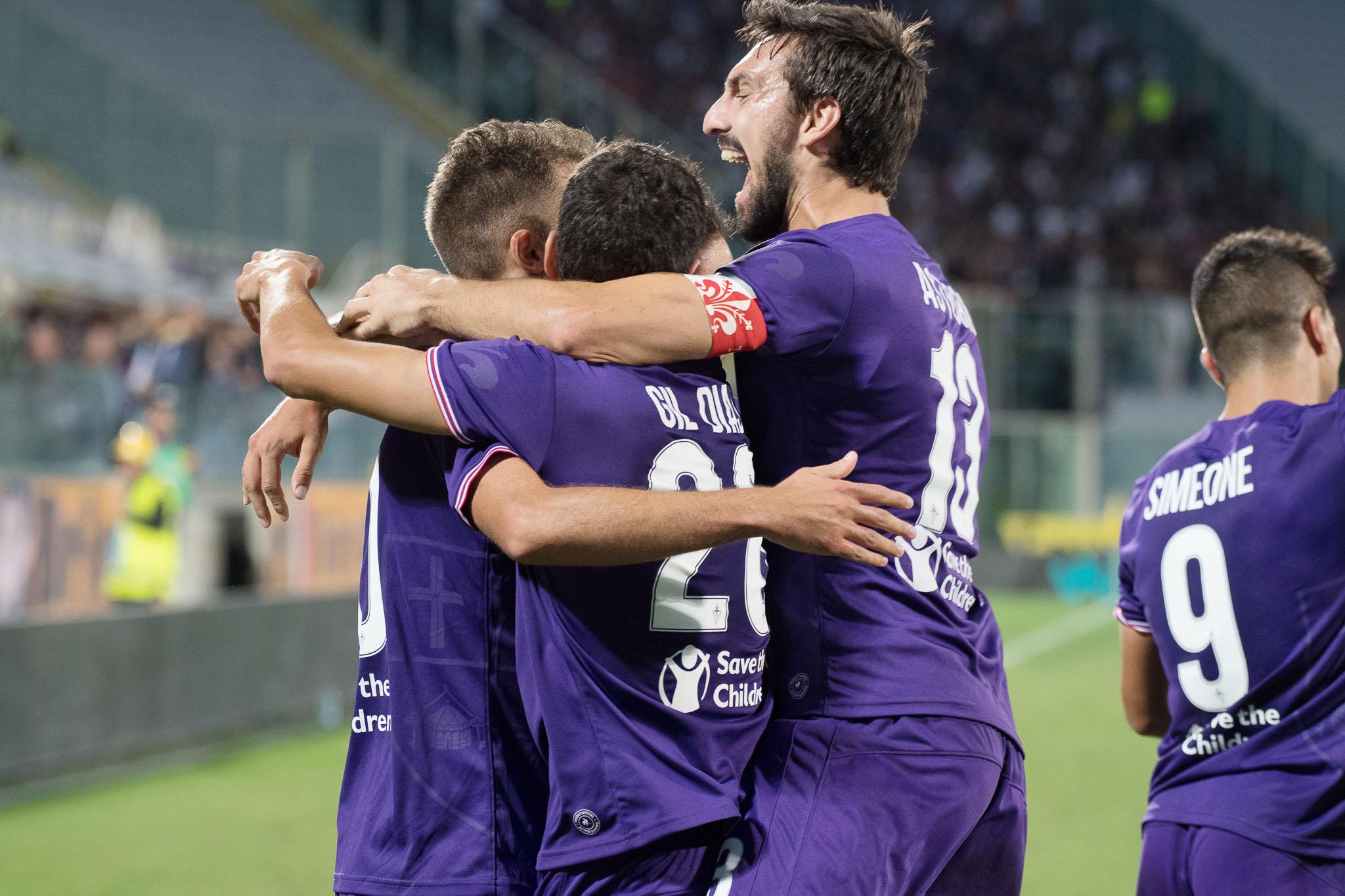 La Fiorentina e un'identità da stabilire. Oggi ennesimo esame per i viola. Tre settimane dopo a Verona…