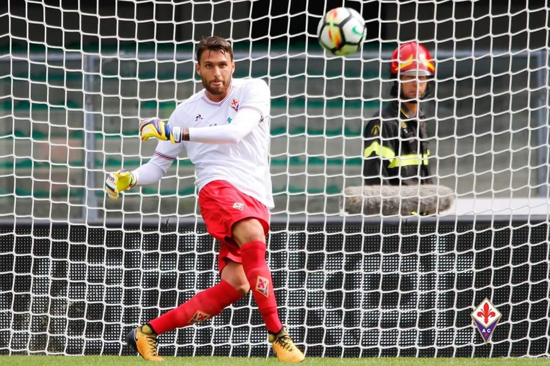 Sportiello mantiene a galla la Fiorentina nonostante i tanti gol subiti. Per lui è una rivincita personale..