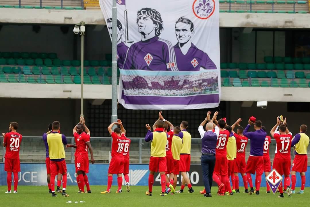 Sabato oltre 25 mila tifosi viola a sostenere la Fiorentina. Pioli opta per la stessa squadra di Verona?