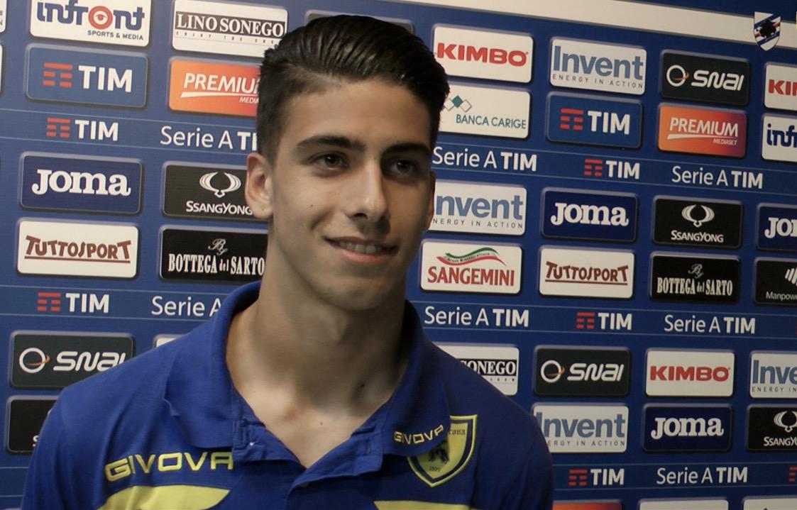 """Depaoli: """"Chiesa davvero forte, è il futuro del calcio italiano. Contro la Fiorentina…"""""""