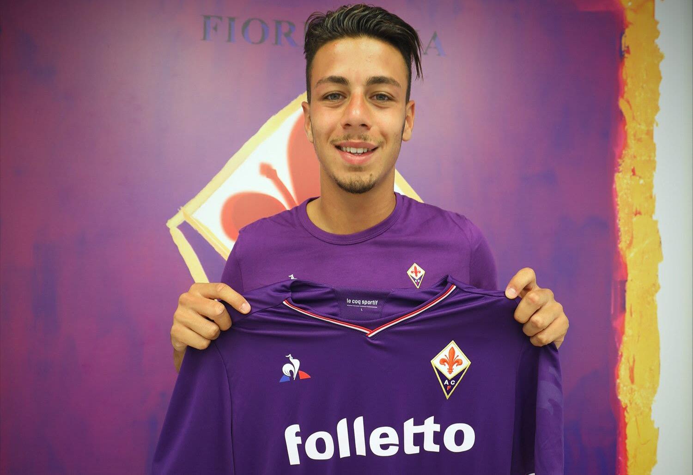 Il giovane Lo Faso è viola, oggi la prima giornata a Firenze. Le foto dell'incontro con Corvino e Freitas