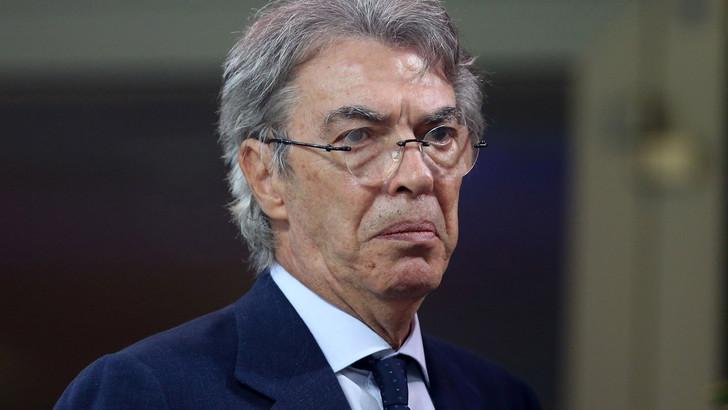 """Moratti: """"I Della Valle stanno cercando di allontanarsi dal mondo del calcio"""""""