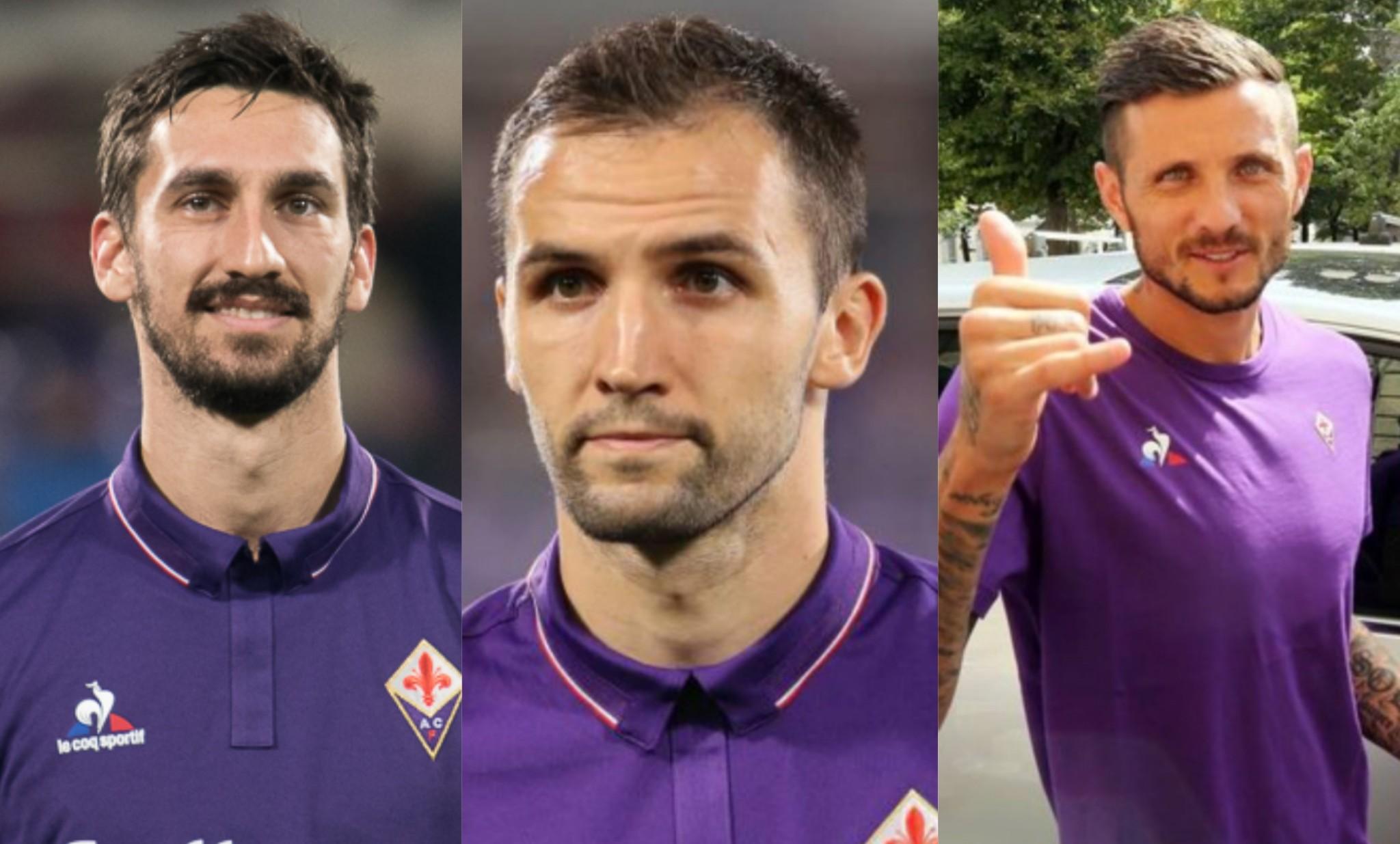 Corriere dello Sport, i tre leader dello spogliatoio della Fiorentina sono Astori, Badelj e Thereau