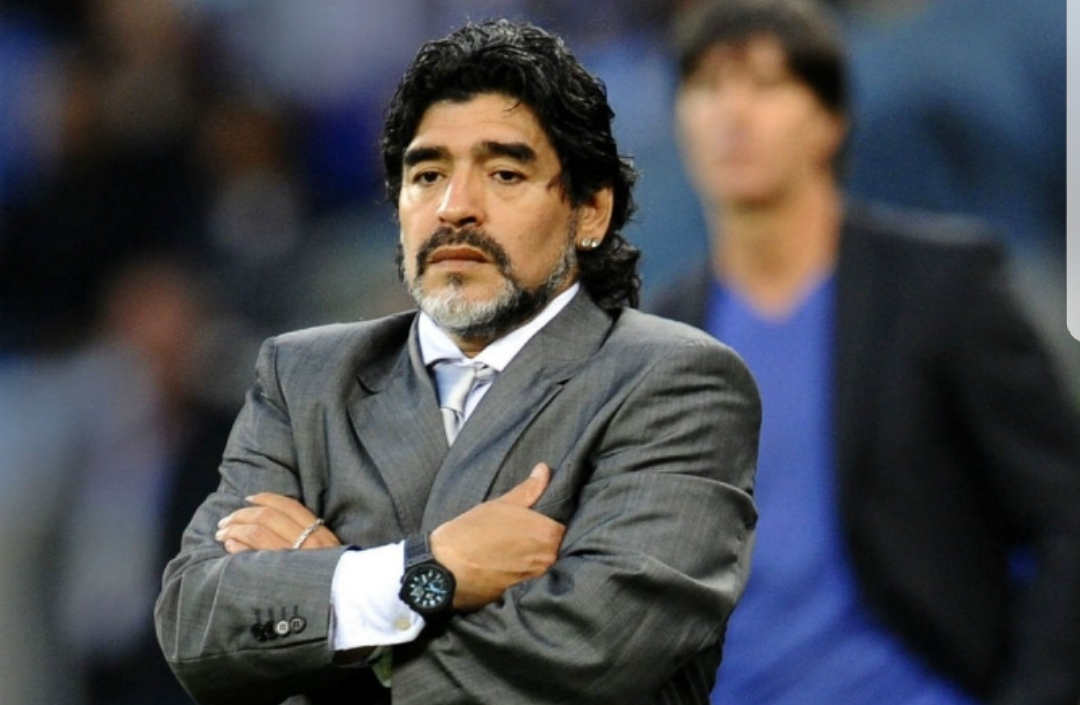 Maradona: Icardi non sarà mai Batistuta. Higuan molto più forte
