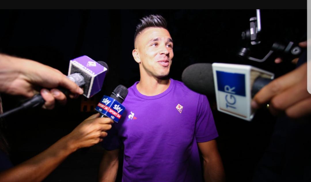 """Simeone: """"Ho accettato la Fiorentina grazie a Batistuta. Voglio arrivare in Europa League ma anche di più.."""""""