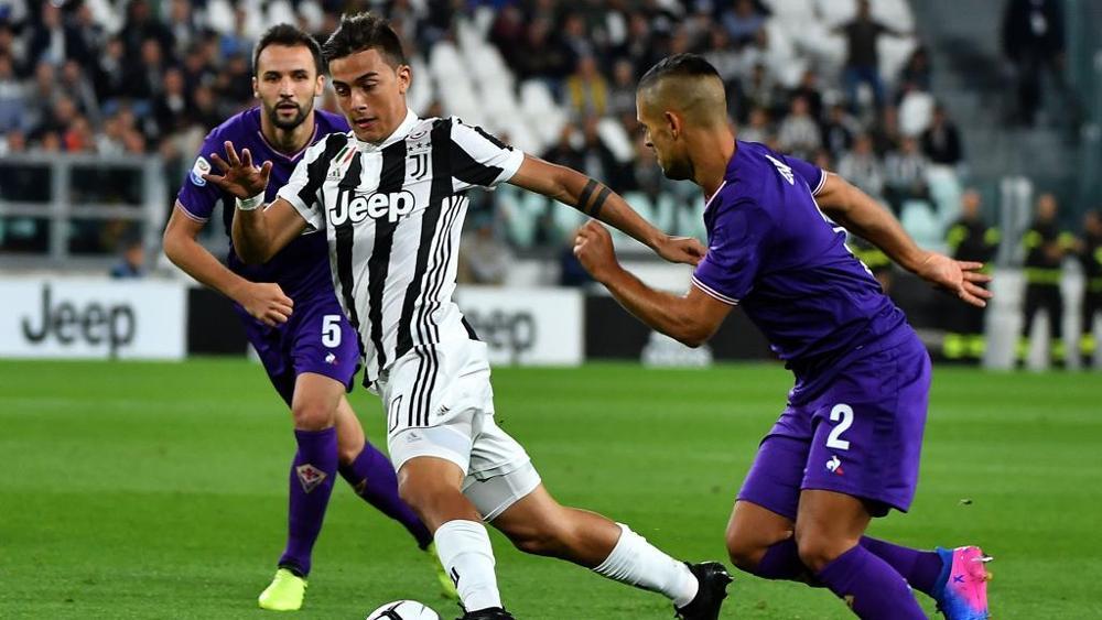 La viola cede di misura a Torino: 1-0 Juve, la decide Mandzukic