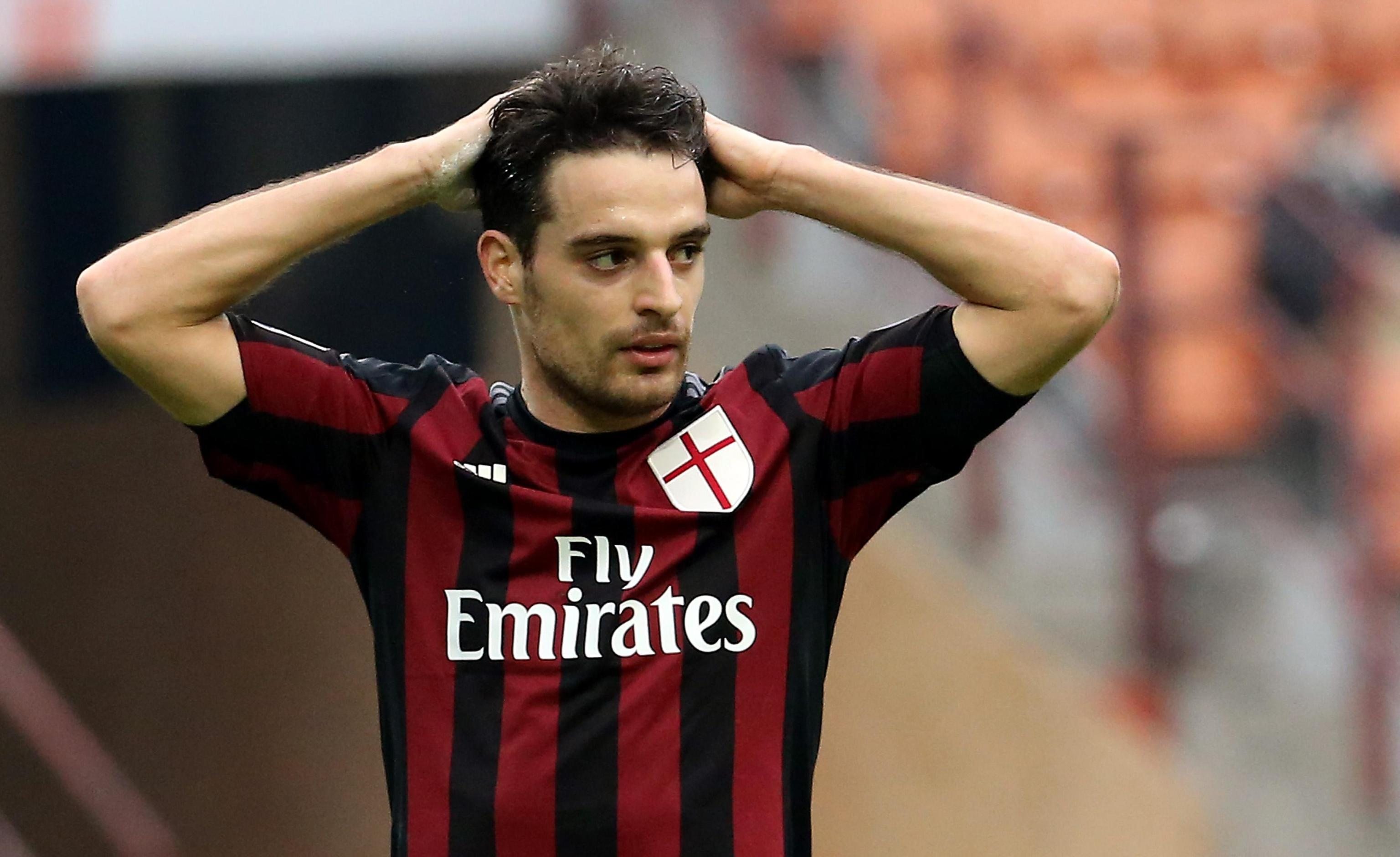 "Bonaventura: ""Al Milan manca un top player? No, sarà Kalinic a fare la differenza"""