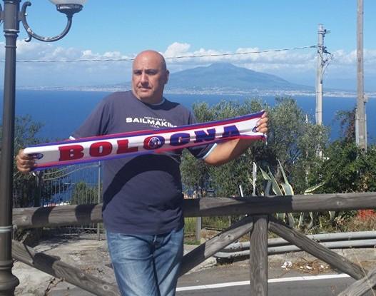 Edoardo, il primo tifoso viandante: va a piedi da Bologna a Firenze per vedere la partita