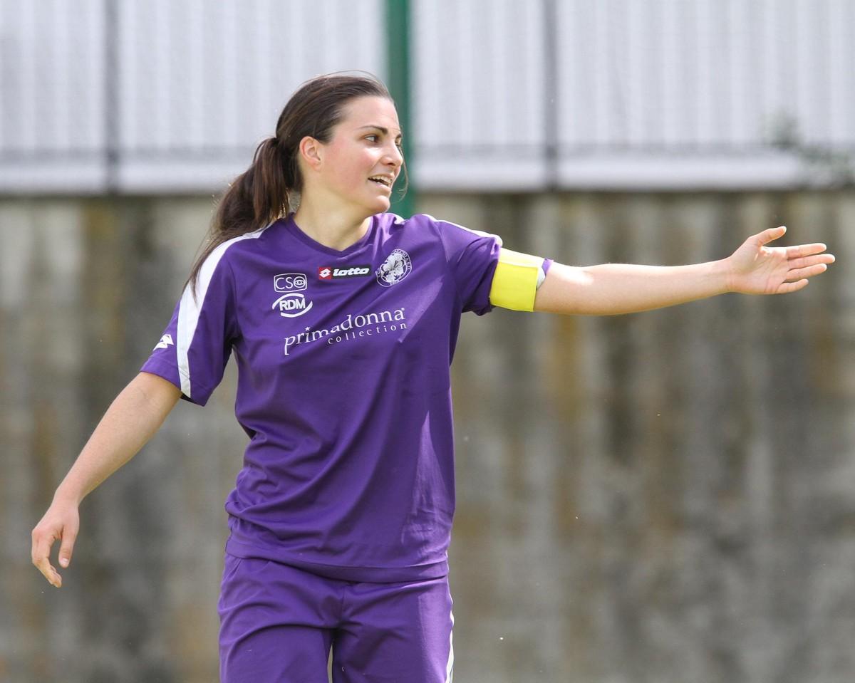 """Fiorentina Women's, Alia Guagni: """"Io, una fiorentina capitano, che onore. Le nuove? Ci stiamo conoscendo"""""""