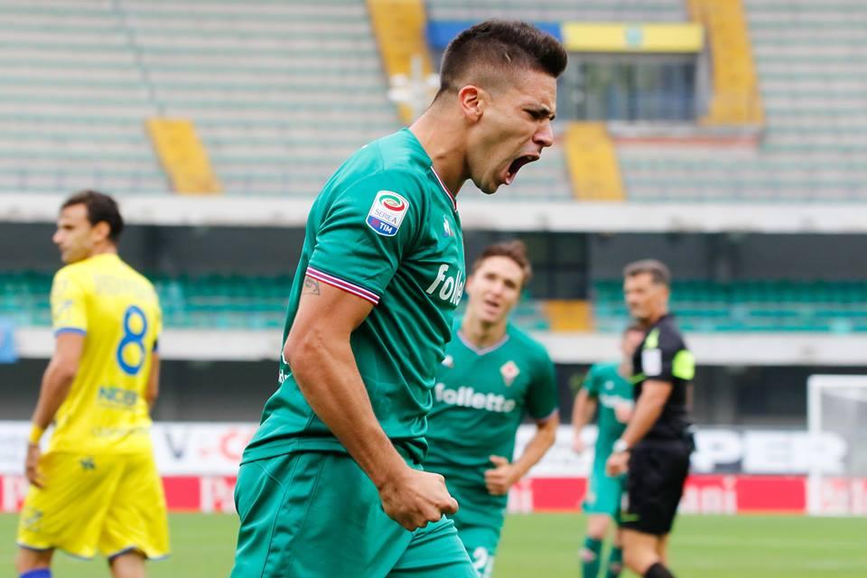 Fiorentina in maglia verde domenica all'Olimpico, l'esordio della divisa non è fu dei migliori…