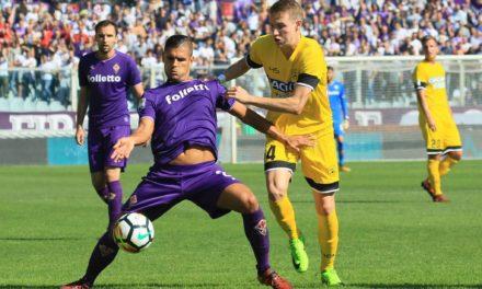 Doppio Thereau, colpisce la sua ex squadra e regala un prezioso 2-1 alla Fiorentina