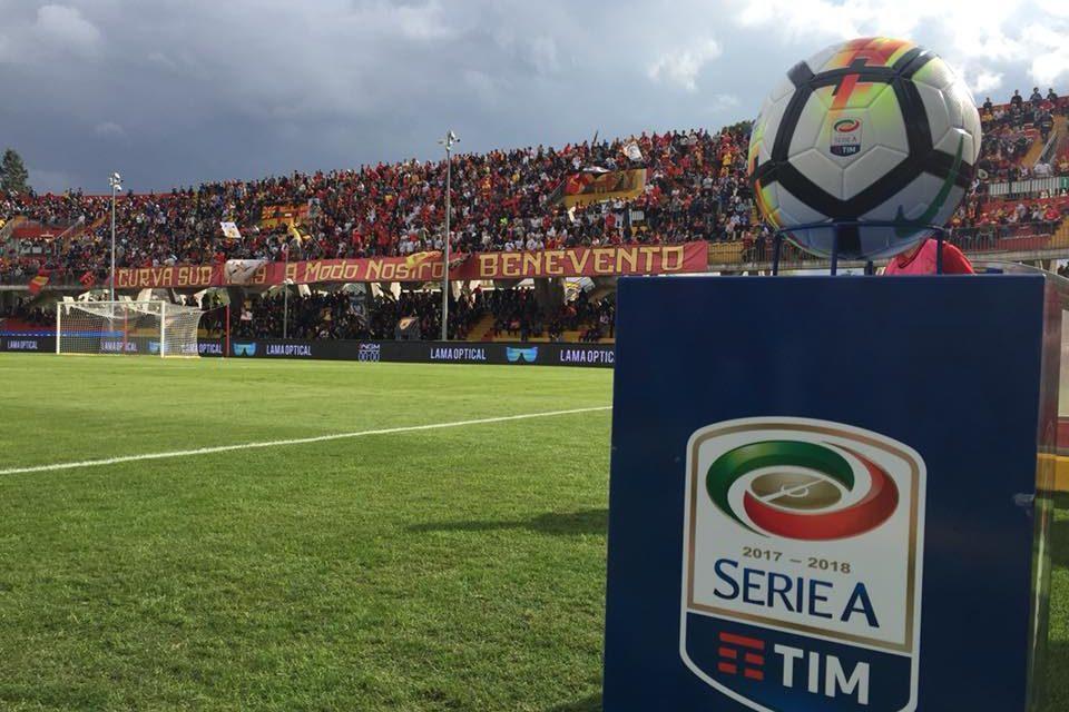 Benassi si sblocca e porta avanti la Fiorentina, al Vigorito il parziale è di 0-1