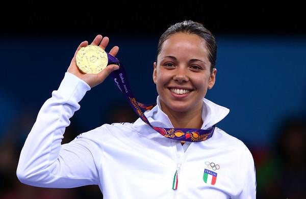 """Alice Volpi, la medaglia d'oro con il cuore viola: """"Vado allo stadio ogni volta che posso, anche se non è un bel momento"""""""