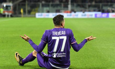 """Cyril Thereau su Instagram annuncia il recupero: """"Sulla via del rientro, Forza Viola"""""""