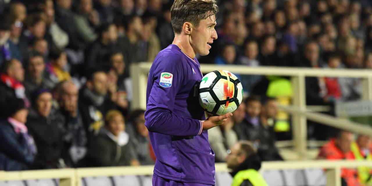 Tuttosport: la Juventus ha messo gli occhi su Chiesa, ma la concorrenza resta molto agguerrita