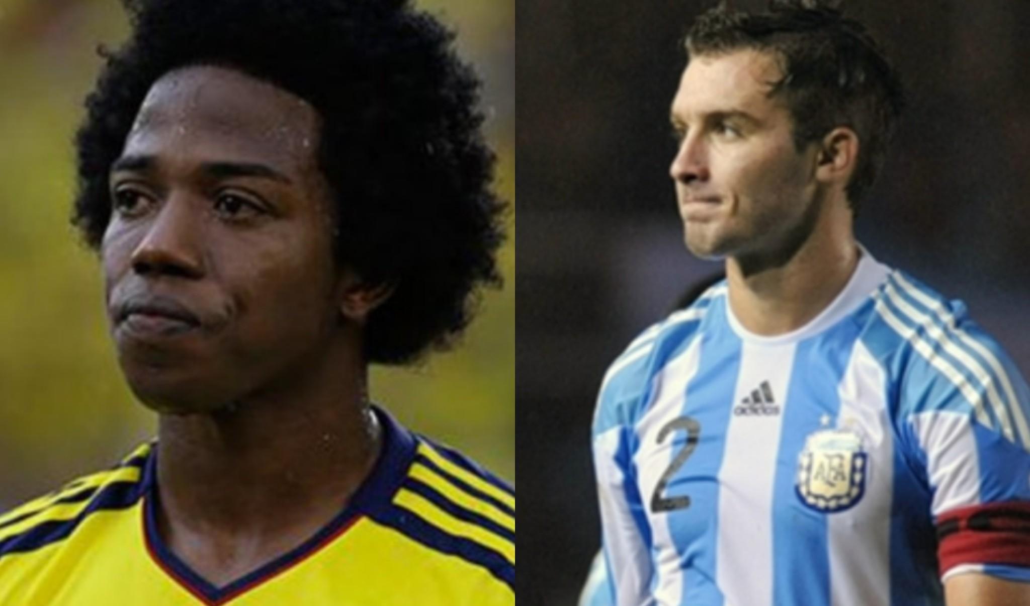Carlos Sanchez da titolare trascina la Colombia al Mondiale. Messi porta anche Pezzella in Russia