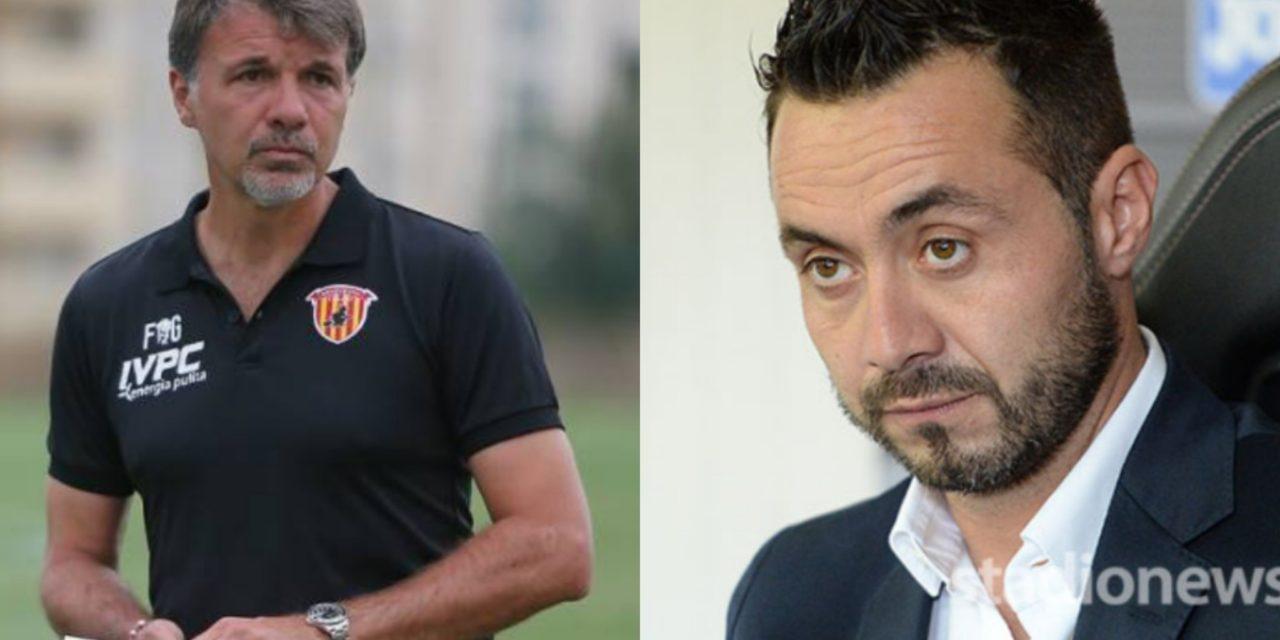 La Fiorentina dà la scossa, il Benevento esonera Baroni, in panchina al suo posto De Zerbi