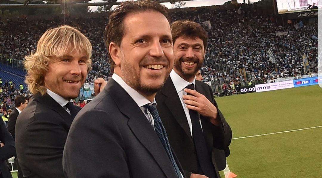 Espressioni ingiuriose e insulti contro il Var. Inibito fino al 15 ottobre Paratici della Juventus