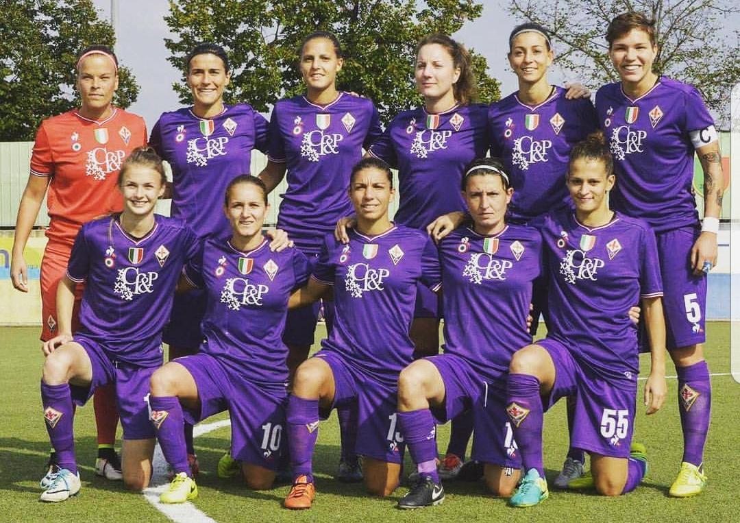 Grande gol di Vigilucci, la Fiorentina Women's in vantaggio contro il Fortuna FC in Champions League