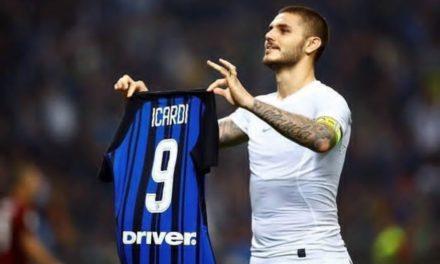 Uno strepitoso Icardi manda all'inferno Montella e il Milan. A San Siro finisce 3-2 per l'Inter