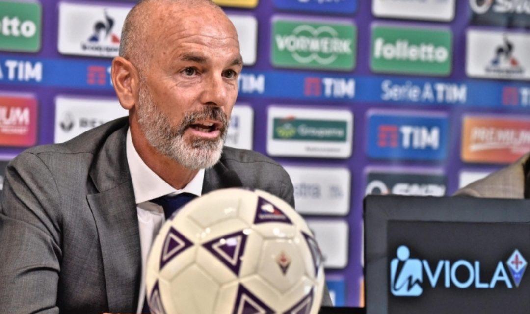 """Pioli: """"Veretout sarà regista, andremo a Napoli per sfruttare le occasioni. Grazie alla Lega. Lafont…"""""""