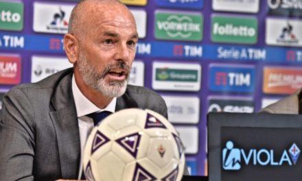 """Ancora Pioli: """"L'Inter sta facendo molto bene, il Milan faremo di tutto per recuperarlo e superarlo"""""""