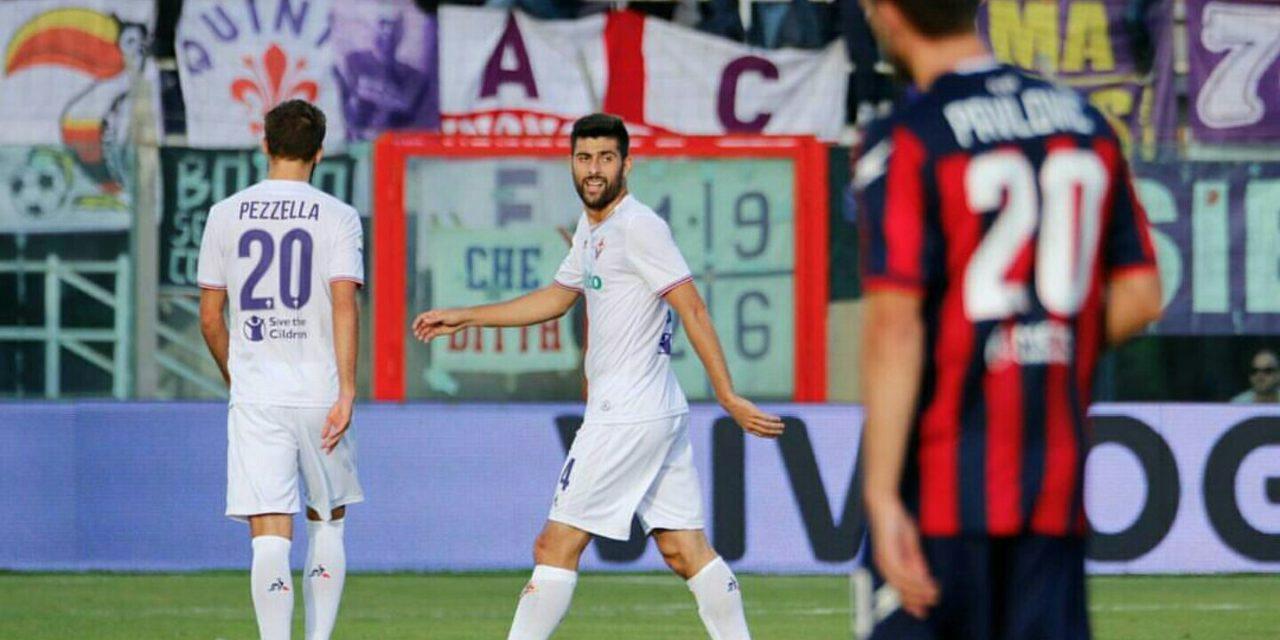 """Benassi: """"Oggi fatto un passo falso, non abbiamo giocato da Fiorentina. Contro la Roma per rialzare la testa.."""""""