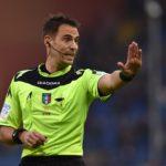Benevento-Fiorentina sarà diretta da Gavillucci, Alassio e Zappatore gli assistenti