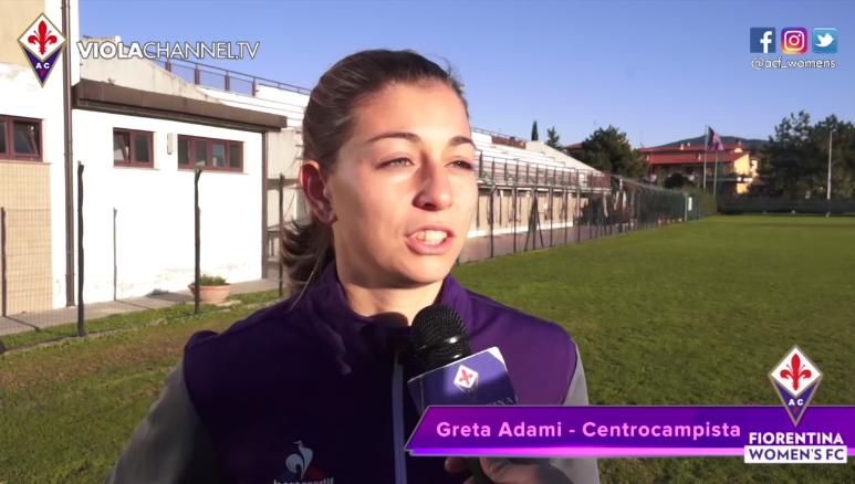 """Adami: """"Che emozione la Champions in maglia viola, spero nel Franchi pieno per noi"""""""