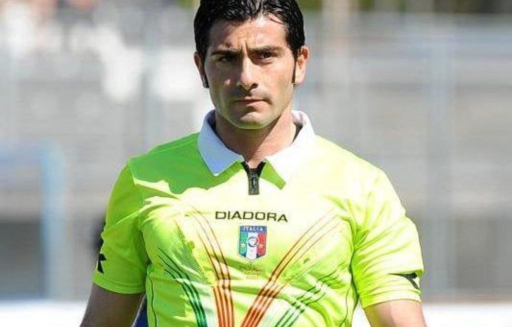 Per Crotone-Fiorentina c'è Maresca, Manganelli e Peretti gli assistenti