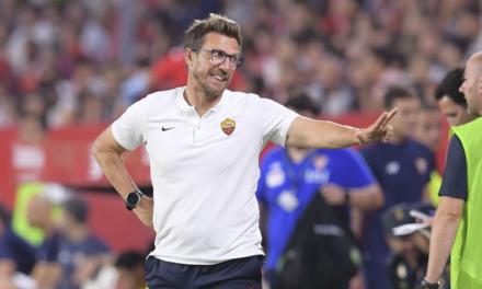 """Di Francesco: """"Sono stato vicino alla Fiorentina in passato, quanto non lo so. Felice di stare a Roma, domani segneremo…"""""""