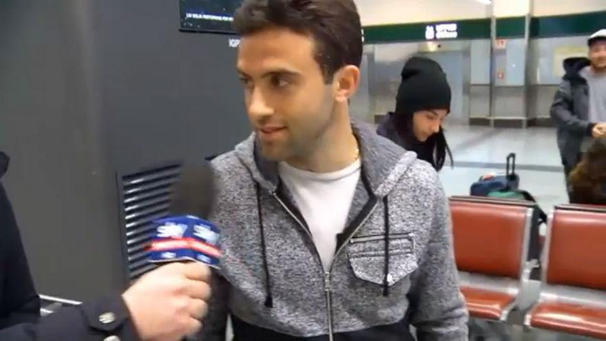"""Rossi: """"È stato bello tornare in campo. Il rigore? Ero carico per tirarlo, peccato"""""""