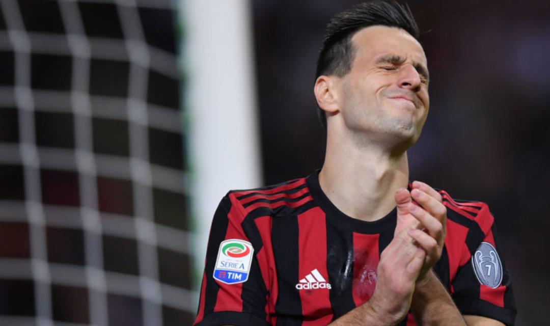 Da Milano, Kalinic al Milan è un fallimento, la società rossonera vuole cederlo già a gennaio in Cina