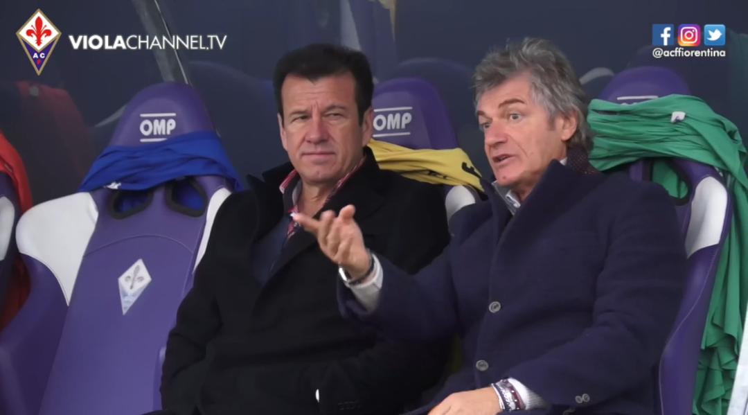"""Dunga: """"Un futuro alla Fiorentina? Chissà, qui sto bene e devo molto a questa società"""""""