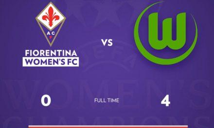 """Corr. Fiorentino: """"La fine della favola"""" per la Fiorentina Women's, 2400 spettatori al Franchi…"""