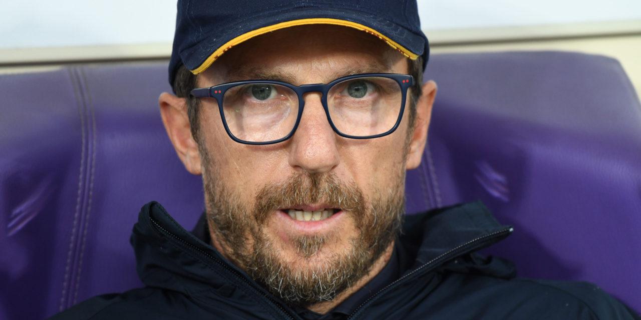 """Di Francesco: """"Badelj alla Roma? Vi rispondo dopo la sosta, ora non mi interessa altro…"""""""