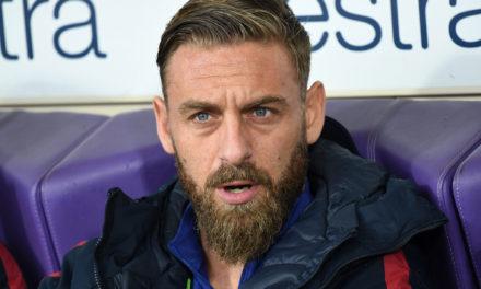 """De Rossi: """"Spalletti qualche casino a Roma lo ha fatto. C'era un clima particolare con Totti e lo spogliatoio…"""""""