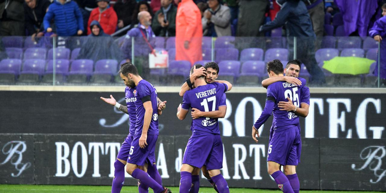 """Benedetto Ferrara scrive: """" Al di là degli arcobaleni dipinti in cielo dal presidente esecutivo, la Fiorentina sta iniziando a credere in se stessa. Oggi a Napoli…"""""""