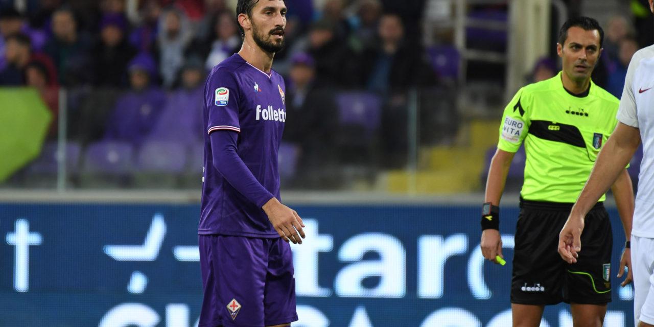 """Marco Astori: """"Grazie Firenze, avete dimostrato quanto bene volete a Davide"""""""