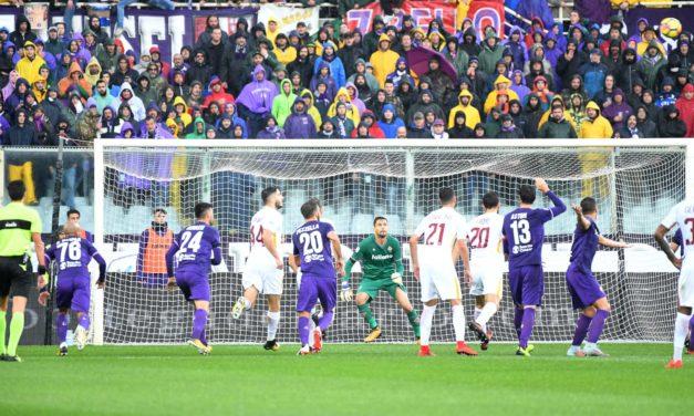 Fiorentina in vantaggio nei precedenti contro la Roma in casa. La scorsa stagione…
