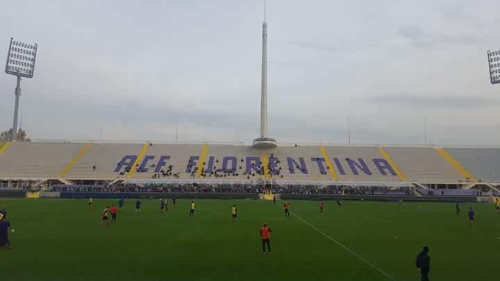 È flop l'allenamento a porte aperte della Fiorentina. Al Franchi meno di 100 tifosi viola