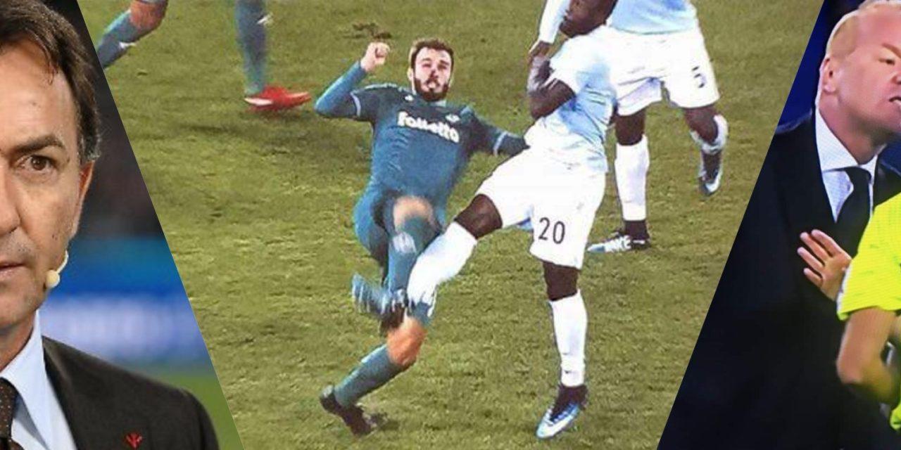 """La Lazio continua a lamentarsi, Caicedo: """"Giuro di aver preso il pallone"""". Negli spogliatoi…"""