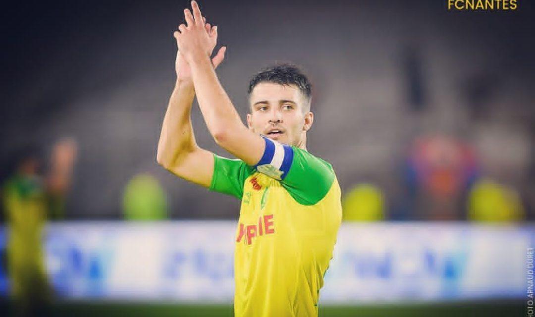Chi è Leo Dubois, il terzino destro del Nantes nel mirino della Fiorentina. 23 anni, un contratto in scadenza…