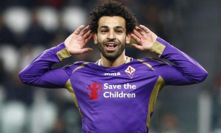Salah capocannoniere, 9 gol in 12 partite in Premier League, 5 gol in 6 partite in Champions