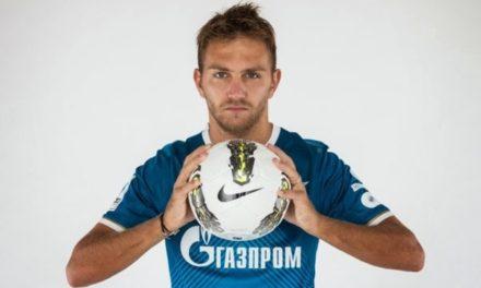 Criscito in scadenza con lo Zenit non rinnova. Vuole tornare in Italia. Ci pensa la Fiorentina?