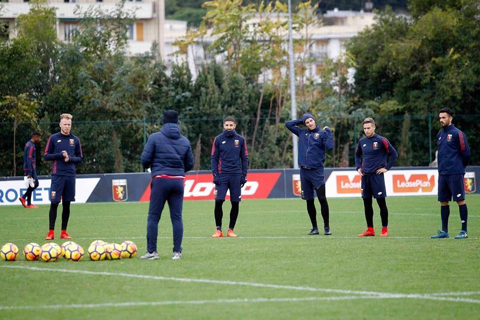 Caos a Genova: Ballardini costretto a sospendere l'allenamento a causa di una sparatoria