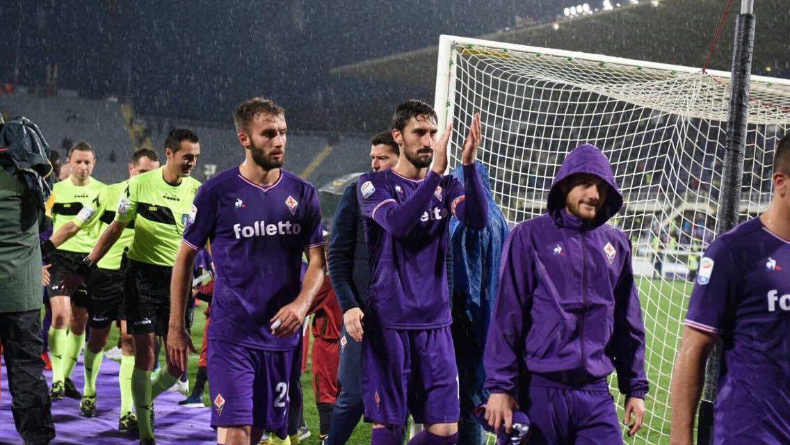 Quando la generosità non basta: cuore Fiorentina, ma la Roma è più forte. Il calcio si spiega da solo…